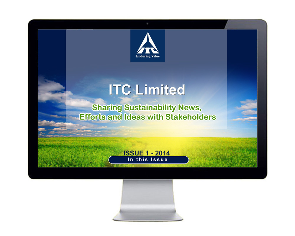 ITC Limited - Website Designed and Developed by Global Buzz